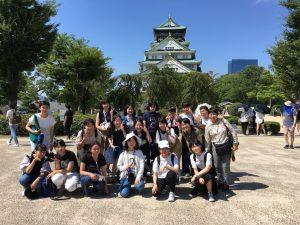 2大阪城天守閣