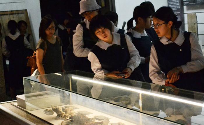 7月:長崎研修旅行(人権・平和学習)